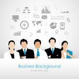 Business Planning Royalty Free Stock Photo
