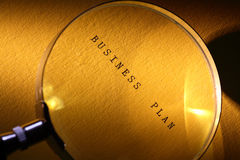 Business Planning Stock Photography