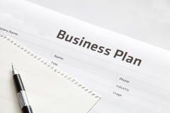 Business planning stock photos