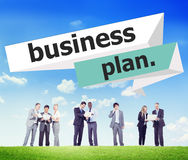 Business Planning Strategy Meeting Conference Seminar Concept Royalty Free Stock Photo