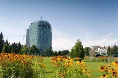 business plaza Στοκ εικόνες με δικαίωμα ελεύθερης χρήσης