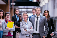 Business poeple group Stock Photo