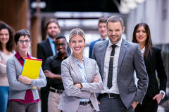 Business poeple group Stock Images