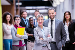Business poeple group Royalty Free Stock Photography