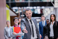 Business poeple group Royalty Free Stock Images