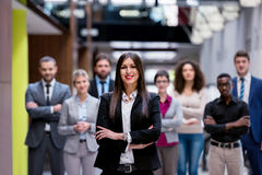 Business poeple group Royalty Free Stock Image