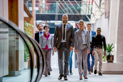 Business poeple group Stock Image