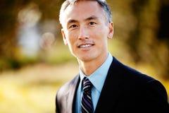 Business Portrait Stock Images