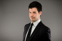 Business Portrait. Image of a young business professional Stock Photography