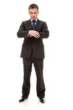 Business portrait Royalty Free Stock Images