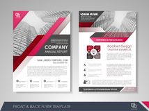 Business poster Royalty Free Stock Photos