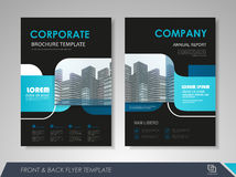 Business poster template Royalty Free Stock Image