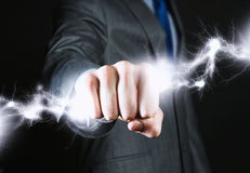Business power Royalty Free Stock Images