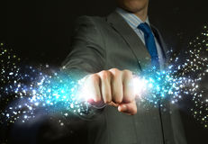 Business power Stock Images