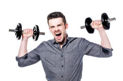 Business Power Stock Image