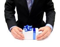 Business present Stock Photo