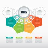 Business presentation concept with 4 options. Web Template of a. Sales pipeline, purchase funnel, info chart or diagram. Vector infographic of technology or Stock Photos