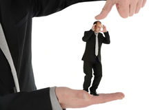 Business, pressure stock photography
