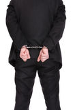 Business prisoner Royalty Free Stock Photo