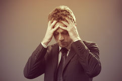 Business problem Stock Photography