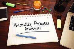 Business Process Analysis Royalty Free Stock Photos