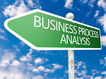 Business Process Analysis Stock Image