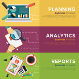 Business Process Management. Vector. Stock Images