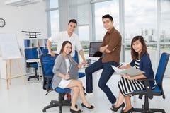 Business process Royalty Free Stock Photos