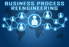 Business Process Reengineering Royalty Free Stock Photos