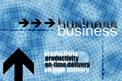 Business productivity Stock Photo