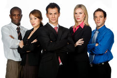 Business Professionals Stock Photo
