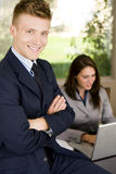 Business professionals Royalty Free Stock Photos