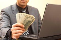 Business profit Stock Photos