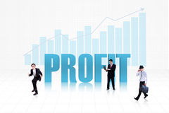 Business Profit Stock Images