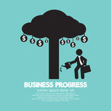 Business Progress Concept. Stock Photography