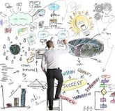 Business project Stock Photos