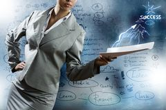 Business project Stock Images
