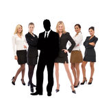 Business promotion Royalty Free Stock Images