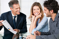 Business proposal Stock Photo