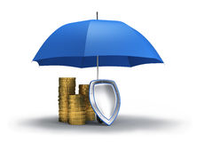 Business protection Stock Photography
