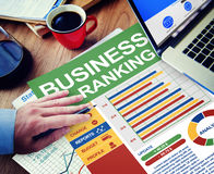 Business Ranking Working Calculating Thinking Planning Paperwork Stock Photos