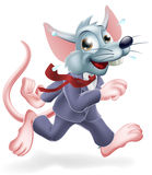 Business rat race concept Royalty Free Stock Photo