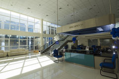Business Reception Area Royalty Free Stock Images