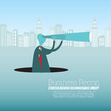 Business Recon Royalty Free Stock Photo