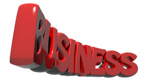Business red Stock Photo