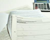 Business registration Stock Image