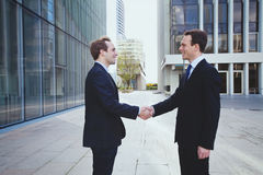 Business relations Royalty Free Stock Photo