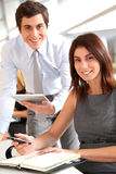 Business relationship Stock Photography