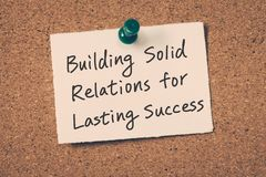 Free Business Relationship Building Stock Photography - 94045232
