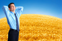 Business relax Royalty Free Stock Photo